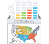 ceds resource library graphic